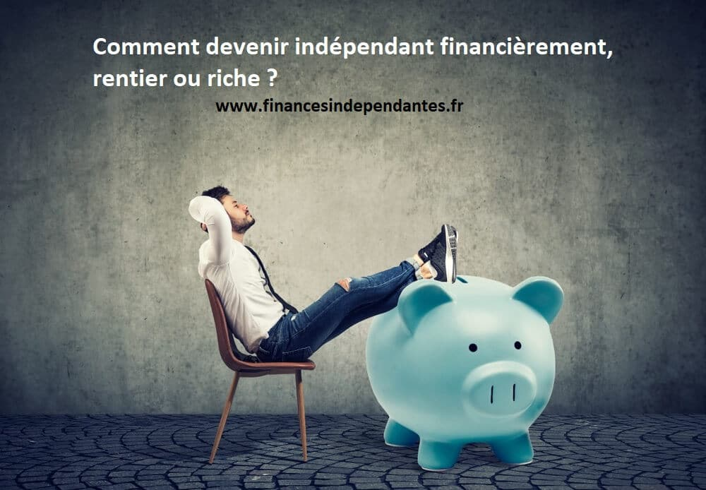 Financièrement indépendant