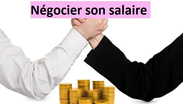 Négocier son salaire